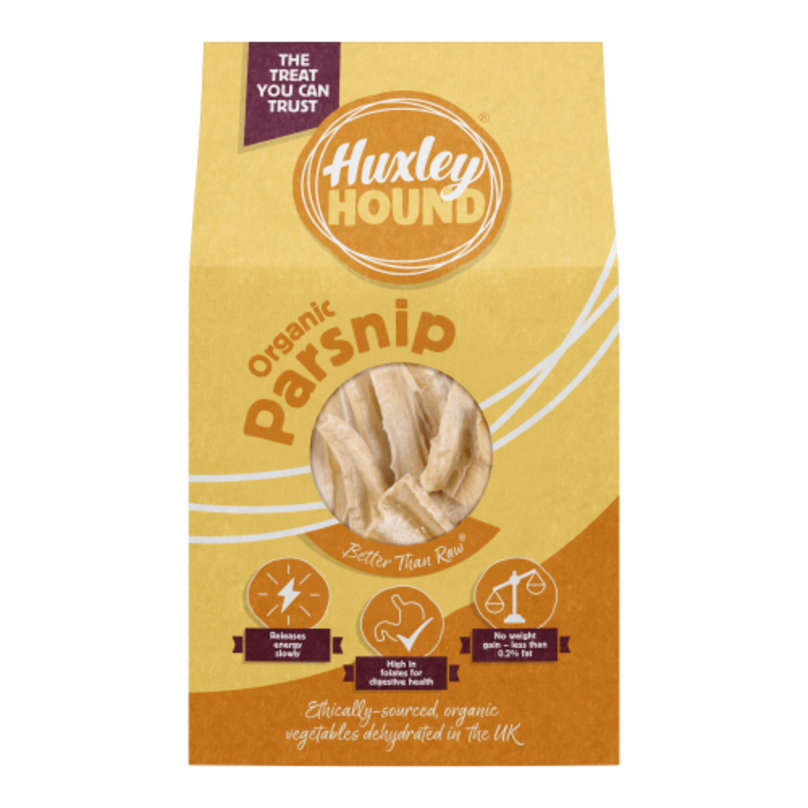 Huxley Hound Organic Carrot Dog Treats 30g