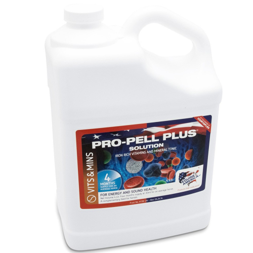 Equine America Propell Plus Maintenance Supplement for Horses 4 Litre