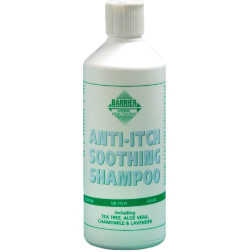 Barrier Anti-Itch Soothing Shampoo for Horses 500ml
