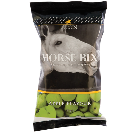 Lincoln Horse Bix Treats 150g Apple