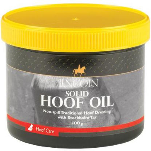 Lincoln Solid Hoof Oil 400g