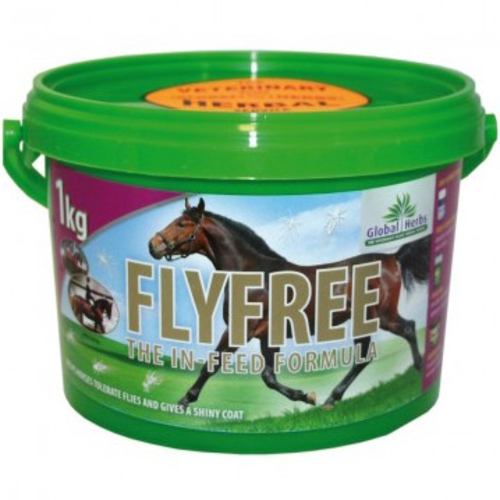 Global Herbs FlyFree Fly Repellent 1 kg