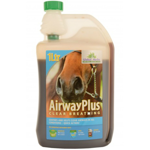 Global Herbs Airway Plus 1 Litre