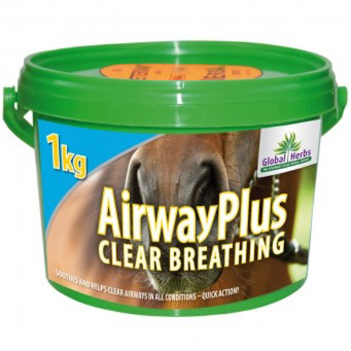 Global Herbs Airway Plus 1 kg