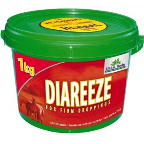Global Herbs Diareeze for Horses 1kg
