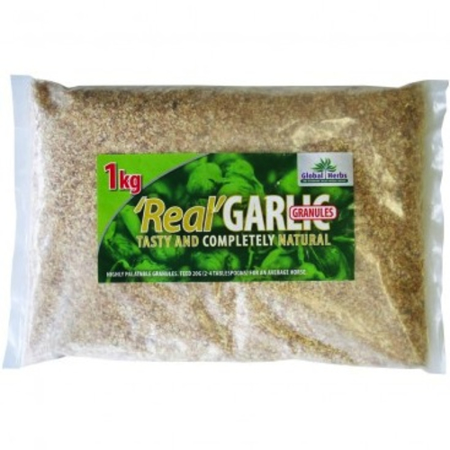 Global Herbs Garlic Granules for Horses 1kg