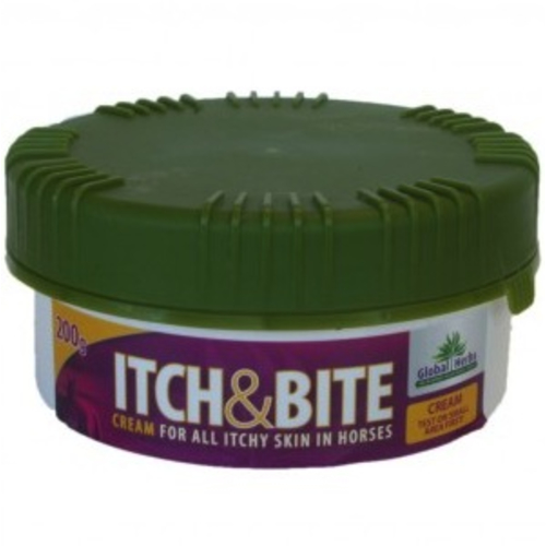 Global Herbs Itch & Bite Cream for Horses 200g