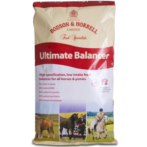 Dodson & Horrell Ultimate Horse Feed Balancer 20kg
