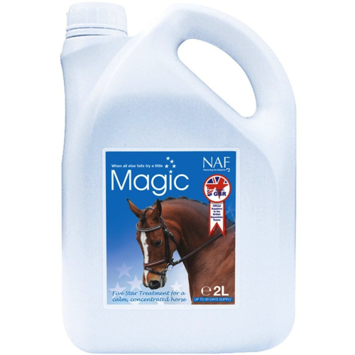 NAF Five Star Magic for Horses Liquid 2L