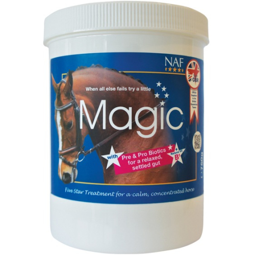 NAF Five Star Magic for Horses Powder 750g