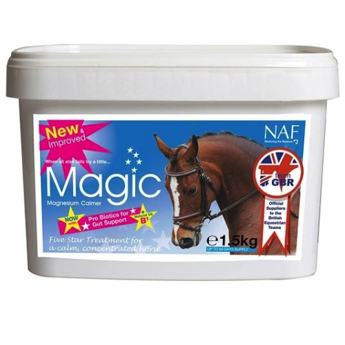 NAF Five Star Magic for Horses Powder 1.5kg