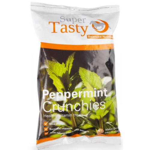 Super Codlivine Crunchies Horse Treats Peppermint