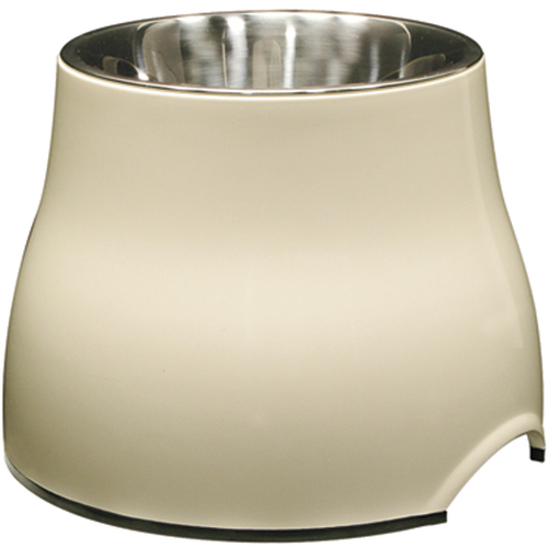 Dogit Elevated Dog Bowl White