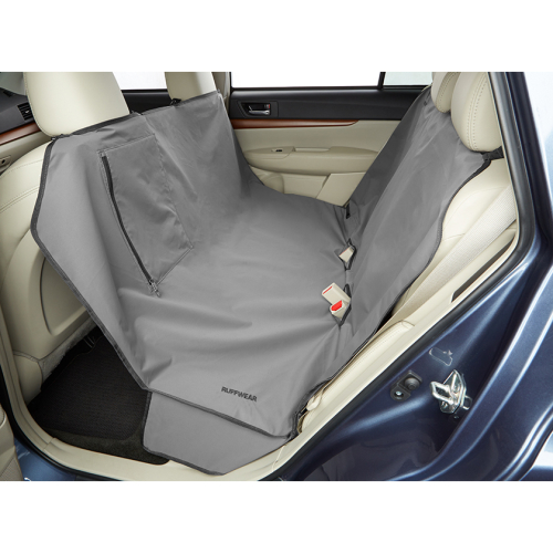 Ruffwear Dirt Bag Car Seat Cover Granite Grey