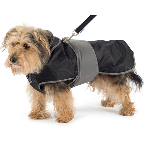 Ancol Muddy Paws 2 In 1 Harness Dog Coat Medium