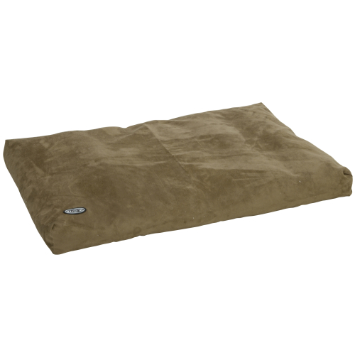 Buster Memory Foam Camel Dog Bed Large