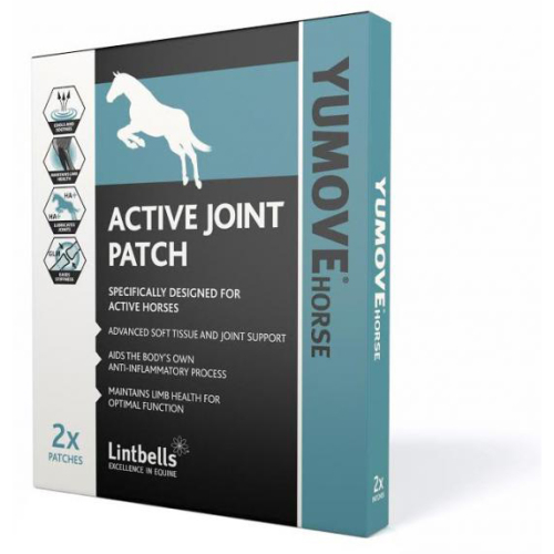 Yumove Active Joint Patch Horse Supplement 2 Patches