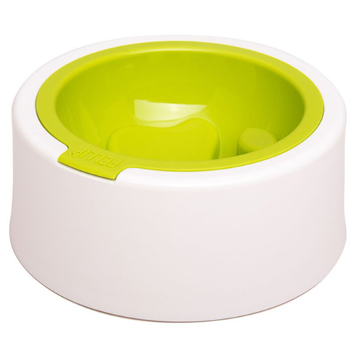 Fellipet Kaleido Manners Dog Bowl Lime