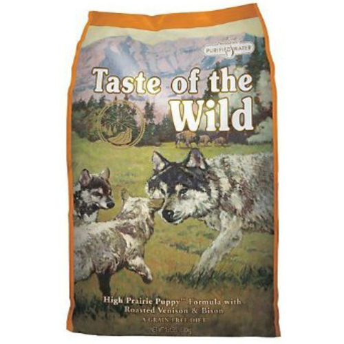 Taste Of The Wild High Prairie Venison & Bison Puppy Food 13kg