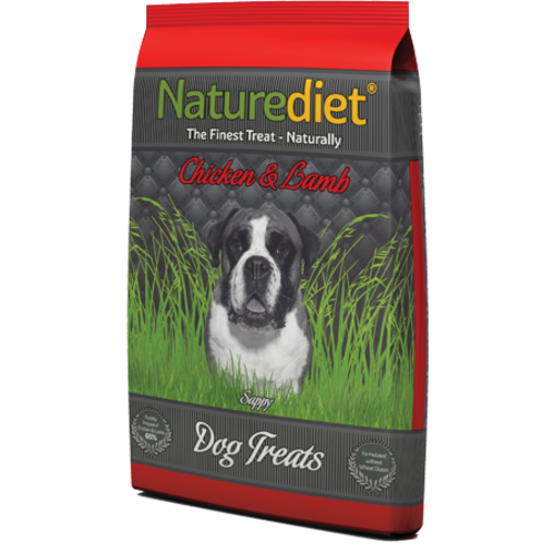 Naturediet Dog Treats 150g Chicken & Lamb