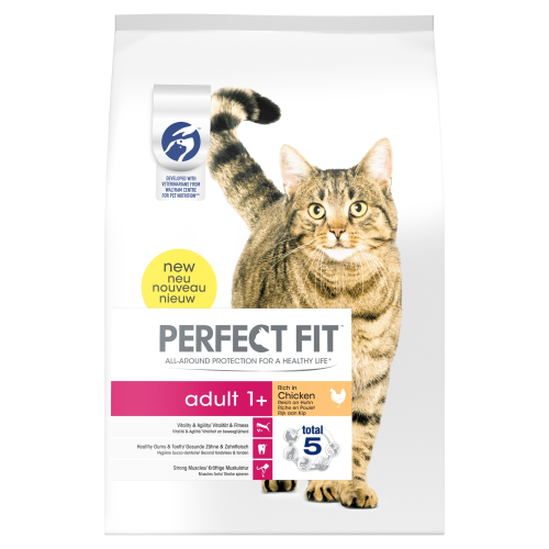 Perfect Fit Chicken Adult Cat Food 2.8kg