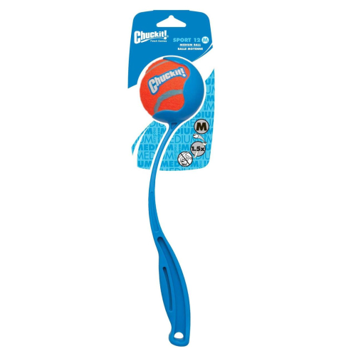 Chuckit Sport 12 Pocket Ball Launcher Dog Toy 30cm