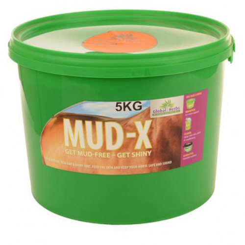 Global Herbs Mud-X Horse Supplement 5kg