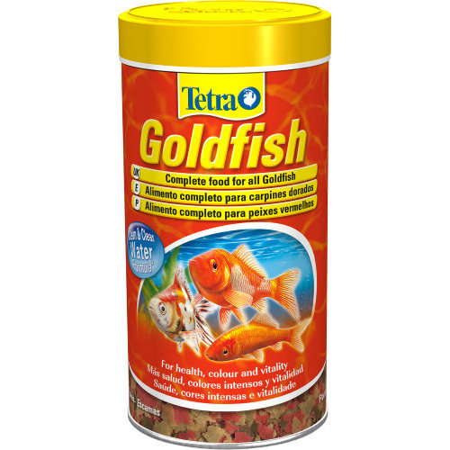 Tetra Goldfish Flakes Fish Food 200g