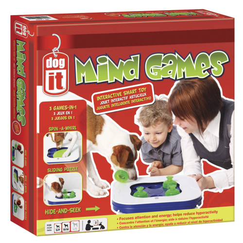 DogIt Mind Games Interactive Smart Toy
