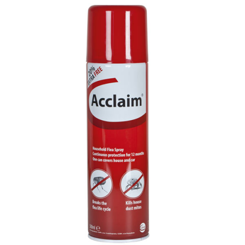 Acclaim Household Flea Spray 500ml