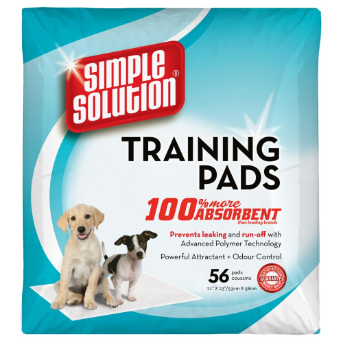 Simple Solution Puppy Training Pad x14