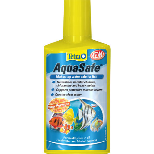Tetra Aquasafe Fish Water Treatment 100ml