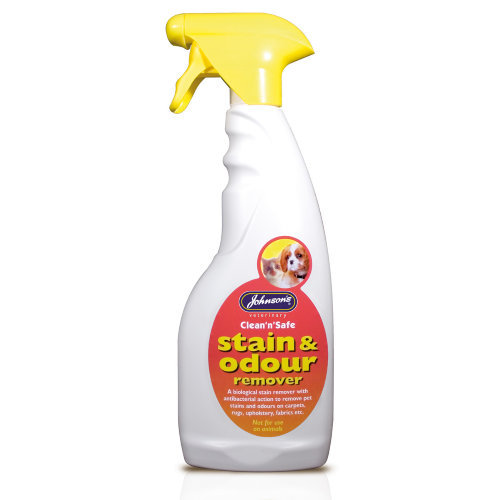 Johnsons Clean n Safe Stain & Odour Remover