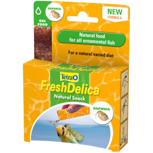 Tetra Fresh Delica Daphnia Fish Treats