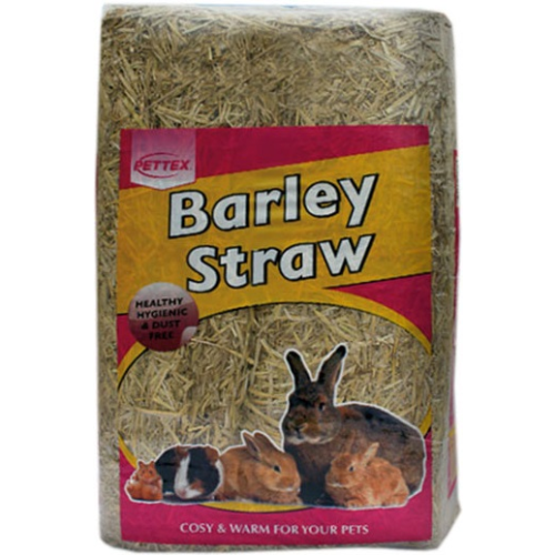Pettex Barley Straw Small Pet Bedding 4kg