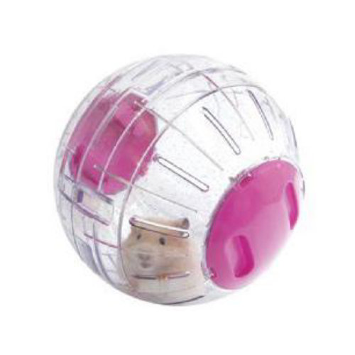 Boredom Breaker Glitter Hamster Exercise Ball