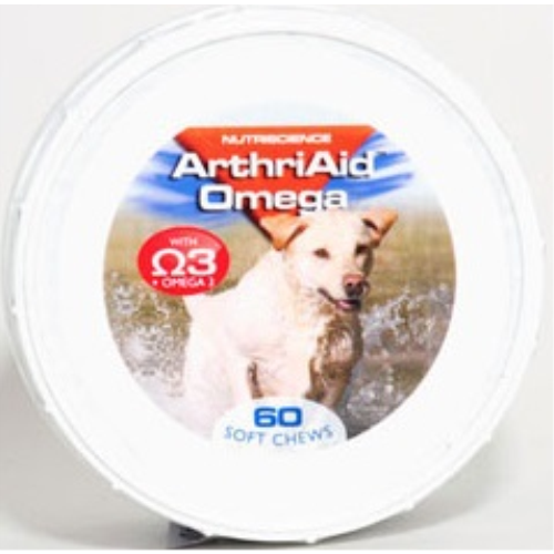 Arthri Aid Omega Joint Supplement 60 chews