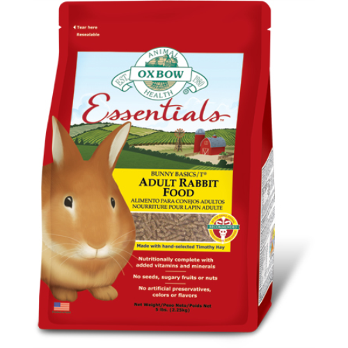 Oxbow Essentials Rabbit Food Adult 2.25kg