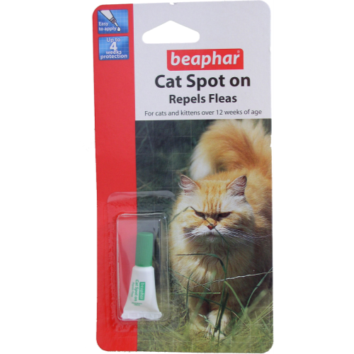 Beaphar Cat Spot On 4 Week Protection