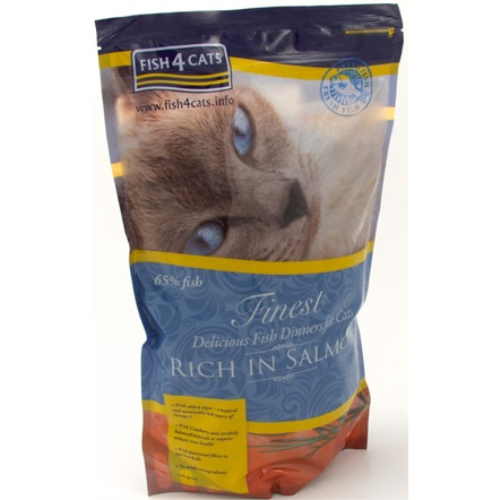 Fish4Cats Finest Salmon Cat Food 400g
