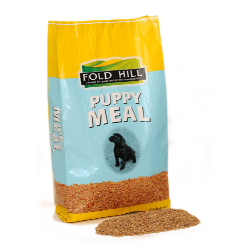 Fold Hill Plain Puppy Meal 15kg