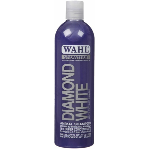 Wahl Concentrated Diamond White Dog Shampoo 500ml