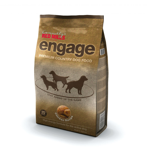 Red Mills Engage Chicken Adult Dog Food 15kg