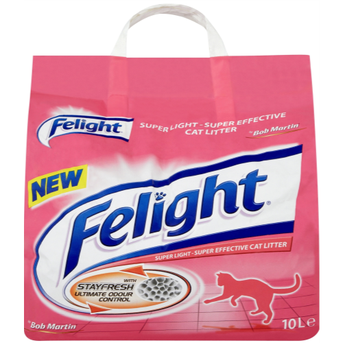 Bob Martin Felight Cat Litter 10Ltr