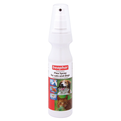 Beaphar Dog & Cat Flea Pump Spray 150ml