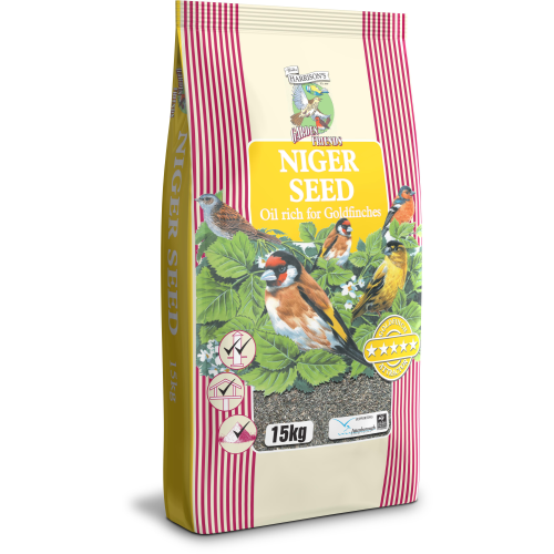 Harrisons Niger Seed Wild Bird Food 15kg