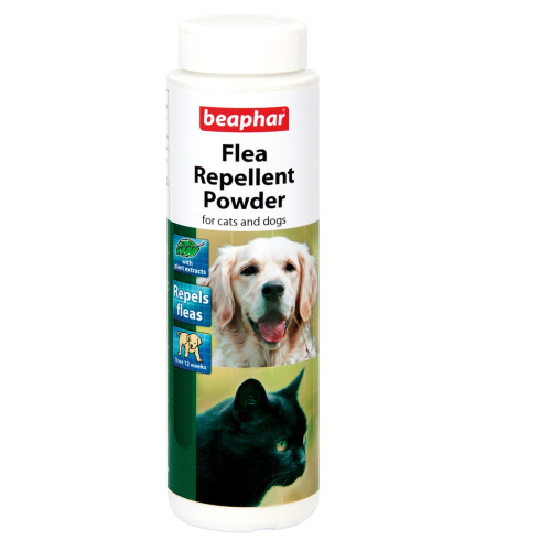 Beaphar Flea Repellent Powder For Dogs & Cats 30g
