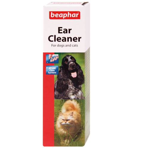 Beaphar Ear Cleaner Dog & Cat 50ml