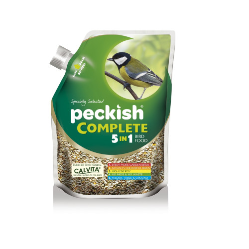 Peckish Complete 5 in 1 Bird Food 2kg