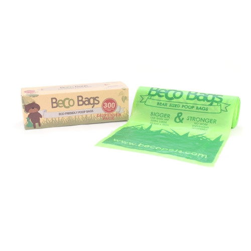 BecoBags Eco Friendly Poo Bags 300 Bag Roll